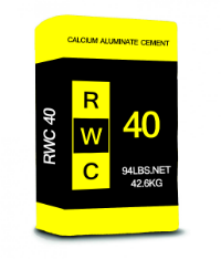 Calicum Aluminate Cement royal white cement